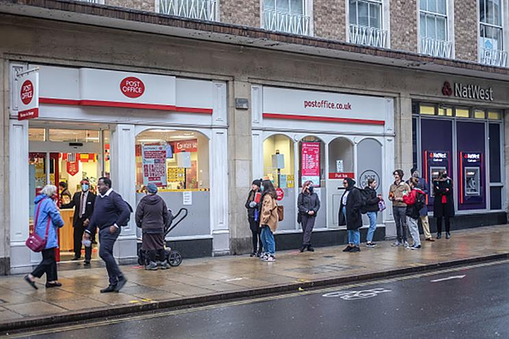 Post Office: new contract begins in July (Image: GettyImages)