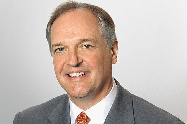 Polman: chief executive since 2009