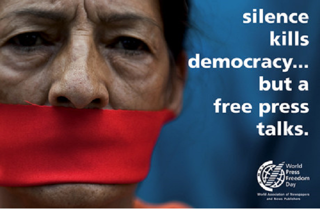 WAN-IFRA: Actions in UK have placed press freedom 'under threat worldwide'