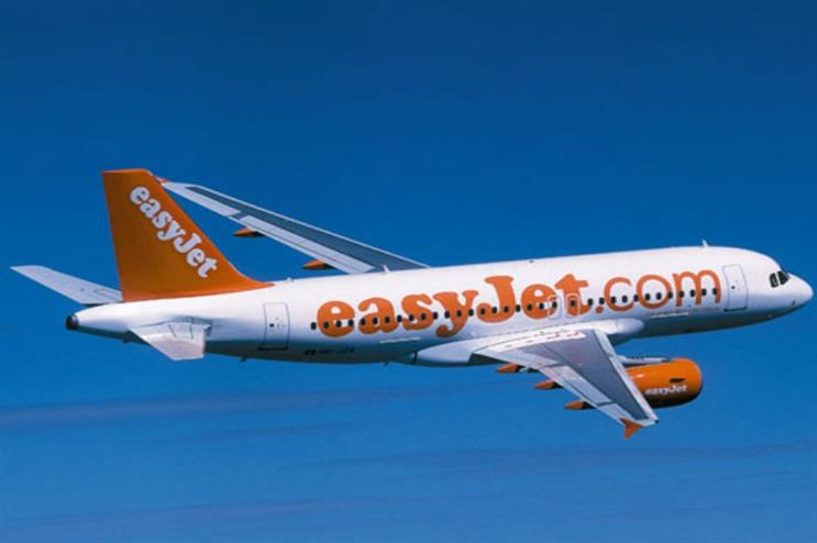 Easyjet: gif wall gives consumers the chance to win flights