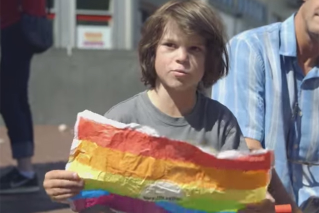 Burger King: used its flagship Whopper burger to spread a pro-tolerance message