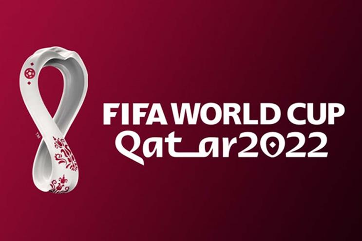 World Cup 2022: typeface references Arabic calligraphy