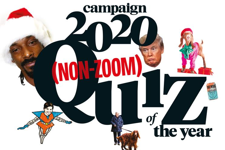 Quiz of the year: 2020
