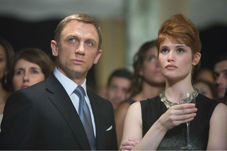 Quantum Of Solace: scored by Arnold, who is part of the venture