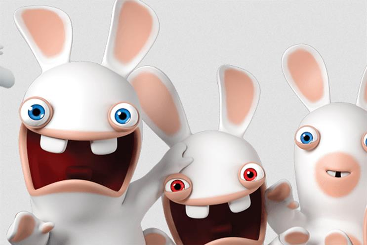 Rabbids invasion nickelodeon tv show