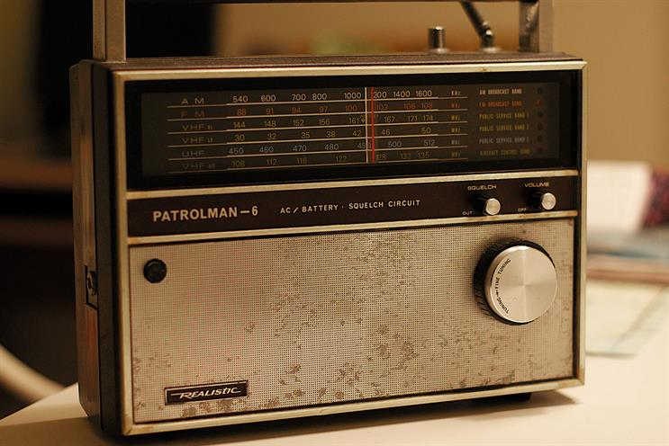 Diary: Adland's radio days