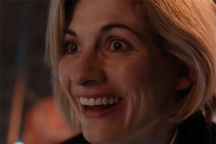 """We knew the unveiling of Jodie would be a huge cultural moment…"""