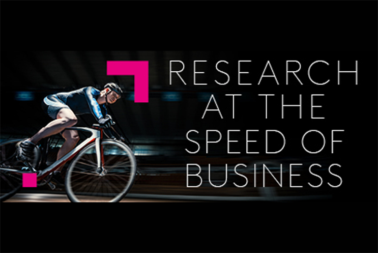 Four essentials for fast-turnaround research