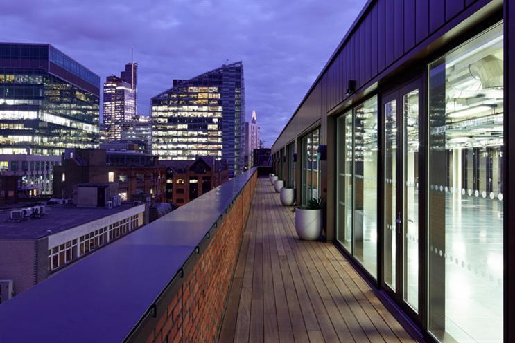 99 Clifton Street: R/GA London's new digs