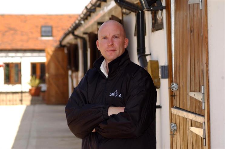 Rick Stainton, Smyle's managing director