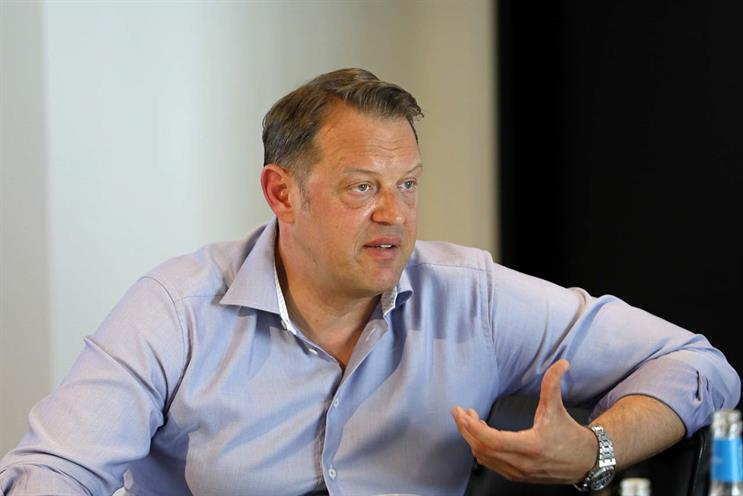 VW: chief marketing officer Jochen Sengpiehl