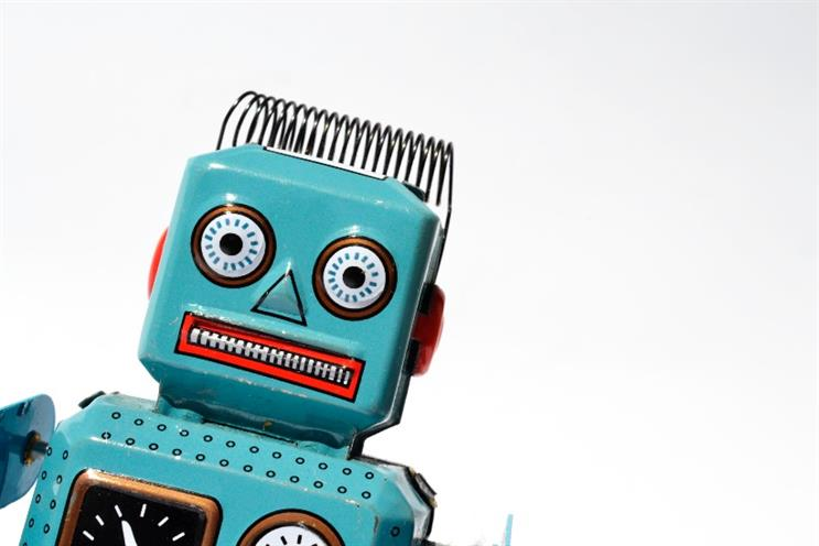 Google: could robots have personalities tailored to our tastes?