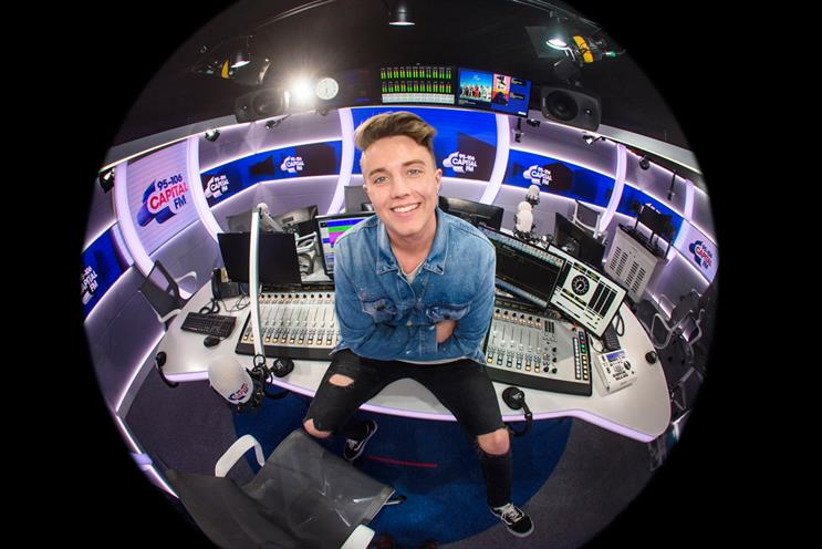 Roman Kemp: the new host of Capital's breakfast show