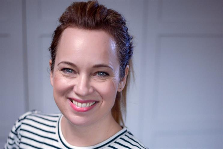 Cake names Rosie Holden as managing director
