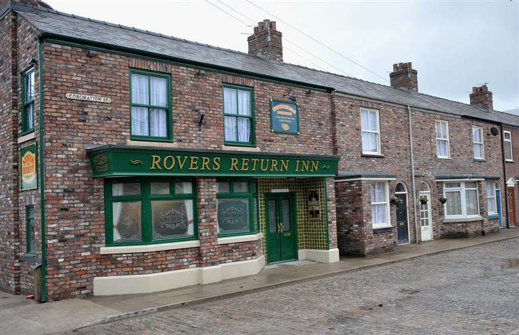 Rovers Return: Coronation Street pub (Picture: Getty Images)