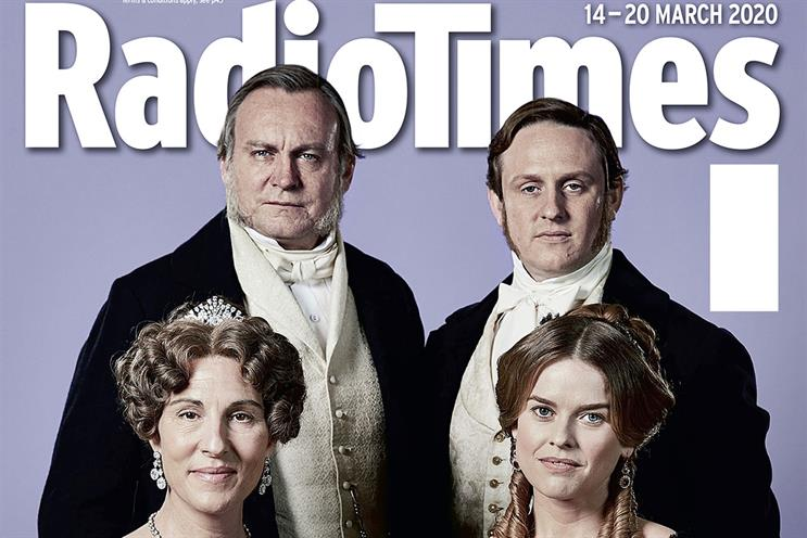Radio Times: new editors promoted from executive director and deputy editor respectively