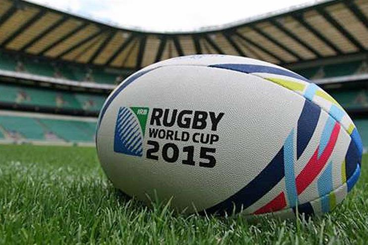 Unspun Creative wins Rugby World Cup contract
