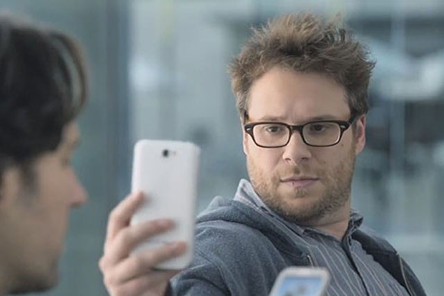 Samsung: 2013 Super Bowl campaign with Seth Rogen and Paul Rudd