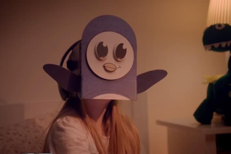 Samsung's 'Bedtime VR stories'