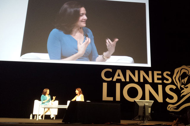 Sheryl Sandberg on equality, bossy girls and Mark Zuckerberg's 30th