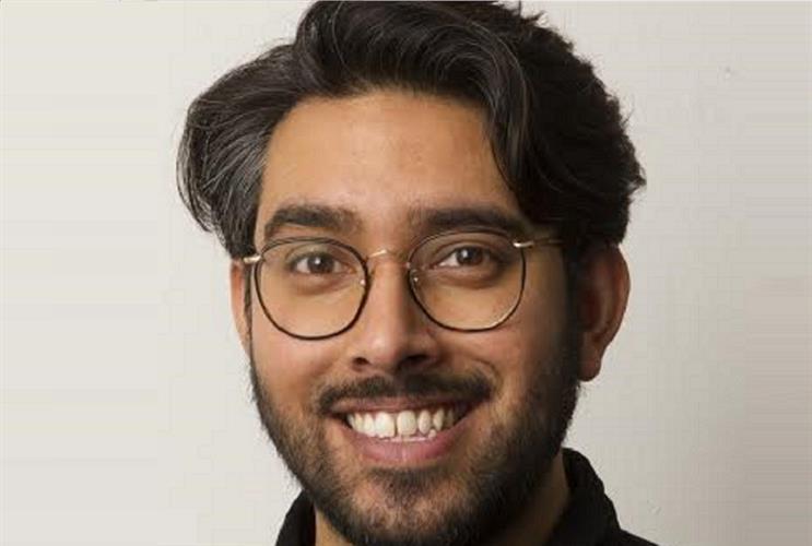 San Sharma: business and technology editor at Wunderman UK
