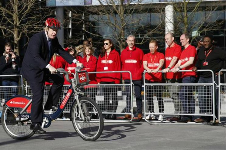 Santander Cycles will host its own race at Jupiter London Nocturne