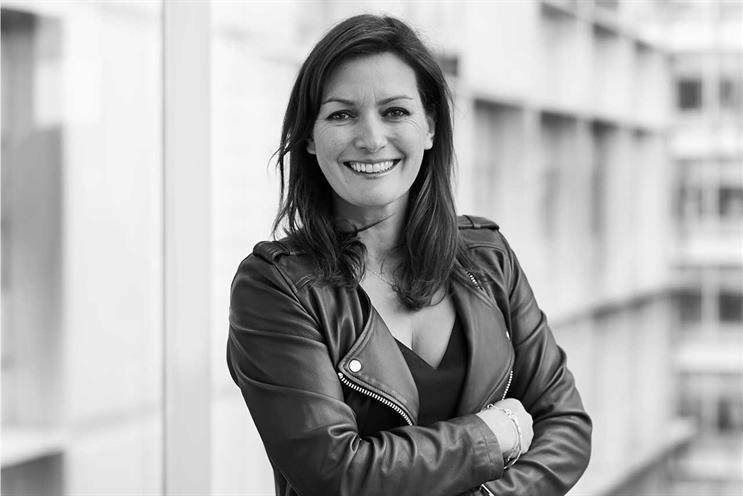 Sarah Douglas: has resigned from AMV BBDO
