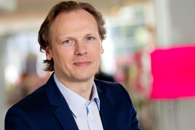 Sea heroes and data: why Deutsche Telekom's Hans-Christian Schwingen is up for Global Marketer of the Year