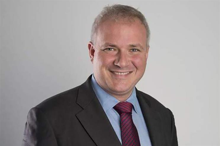 Scott Taunton: the chief operating officer of UTV Media