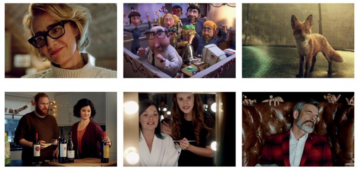 Brands battle to win Christmas: six festive ads reviewed