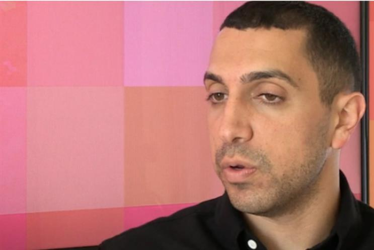 Tinder: CEO Sean Rad claims he's addicted to his own app