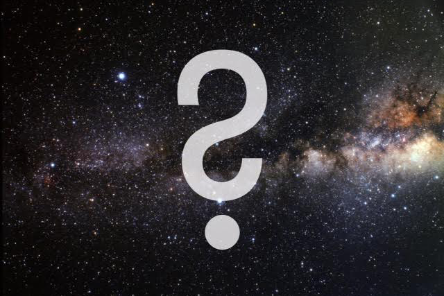 SETI: new logo owns the question mark