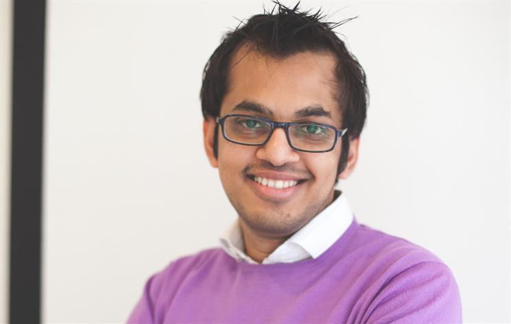 Shafqat Islam, CEO, NewsCred