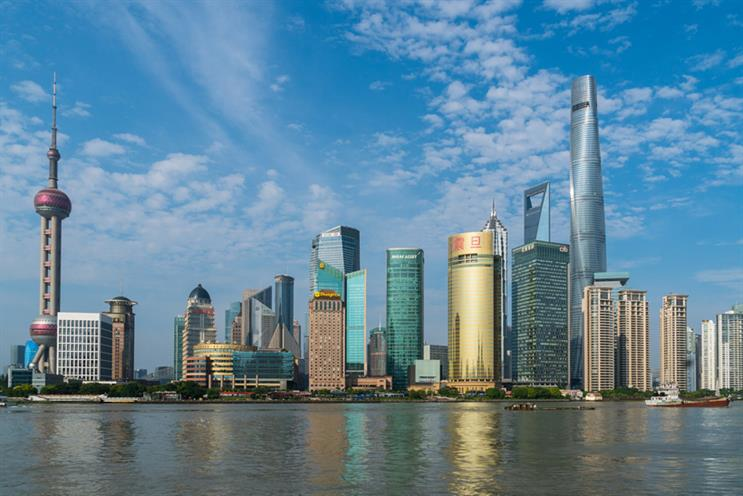 Shanghai: China is driving much of the growth in Asia-Pacific
