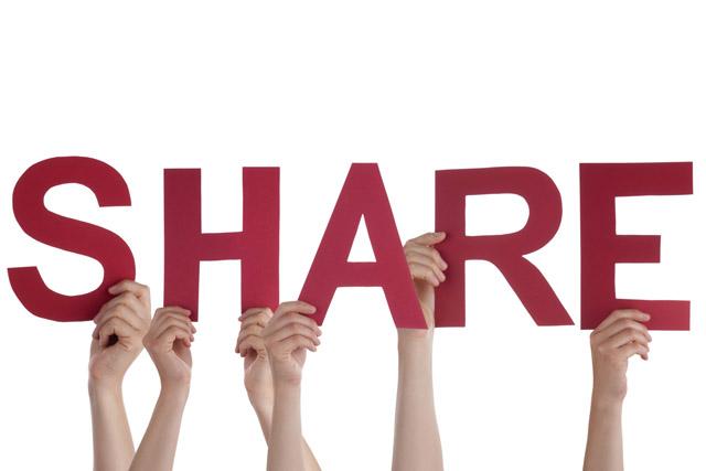 Why Sharing