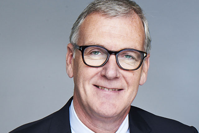 Sharrocks: will succeed Nigel Walmsley as BARB chairman