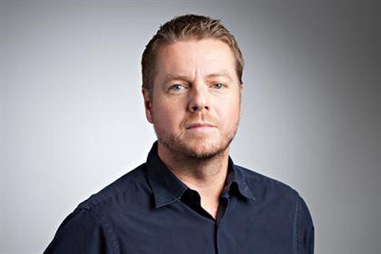 Simeon Adams, partner at Goodstuff