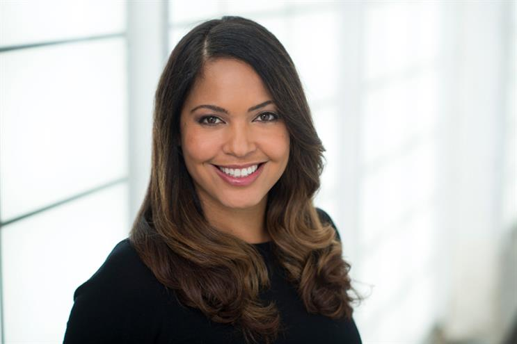 Danielle Lee: the global head of partners solutions at Spotify