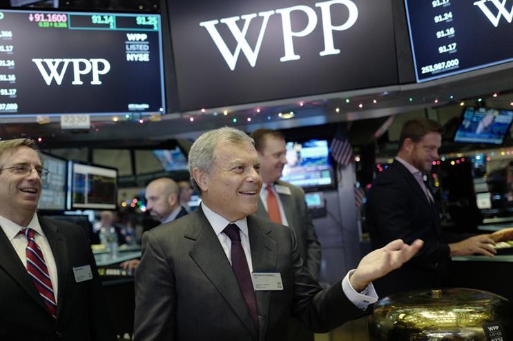 Ex-WPP chief executive Sir Martin Sorrell (Credit: Mark Lennihan/AP/REX/Shutterstock)
