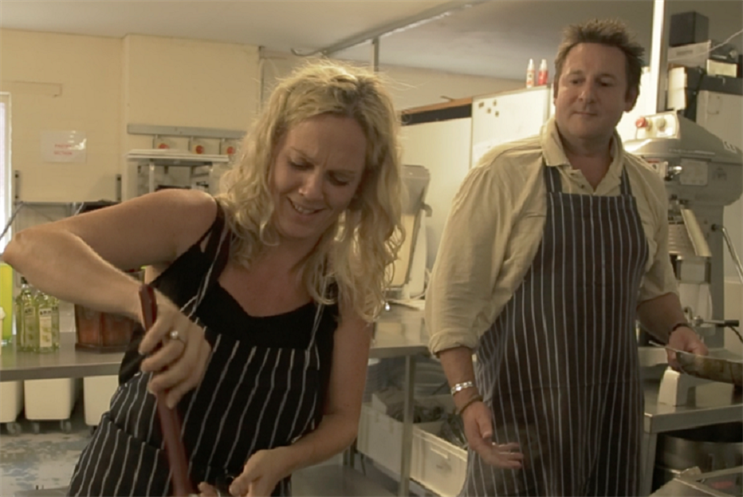 Smyle staff at Smart Hospitality's Bermondsey kitchens