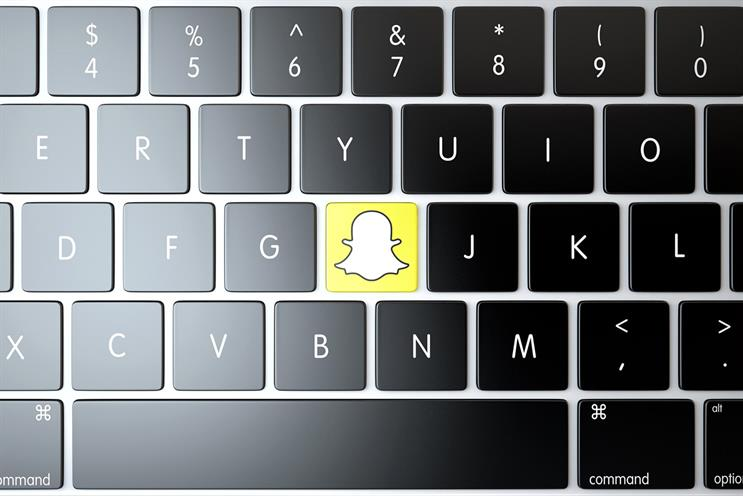 Snapchat: still below user numbers a year ago