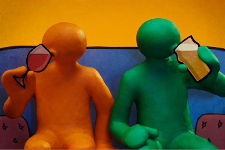 Change4Life: 2012's sneak by M&C Saatchi