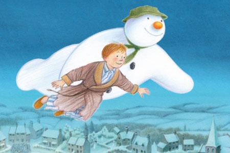 Penguin partners Backyard Cinema for The Snowman Experience