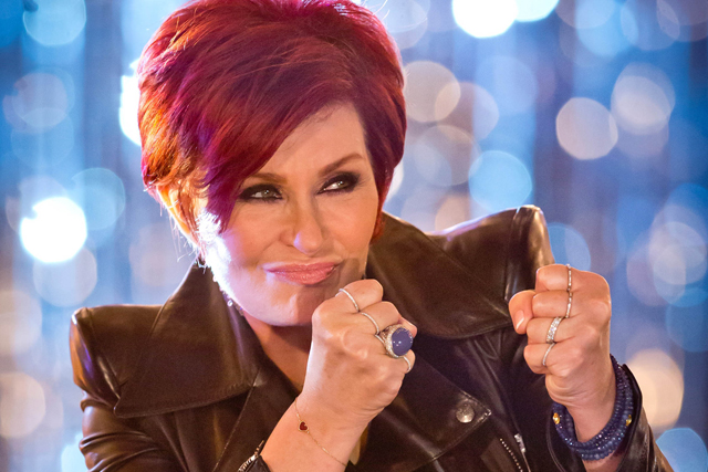 Sharon Osbourne: appeared on The X Factor when it launched in 2004