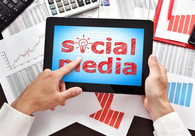 Social media charts: how Klout influencers use social media