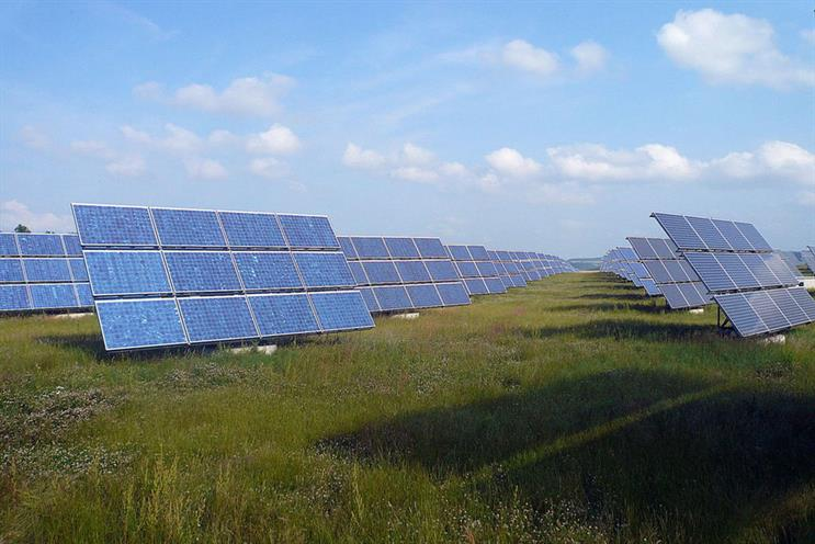 Solar power: Lightsource is looking to launch a consumer brand