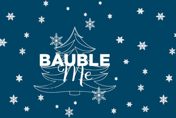 Sony Xperia uses 3D app to create personalised baubles