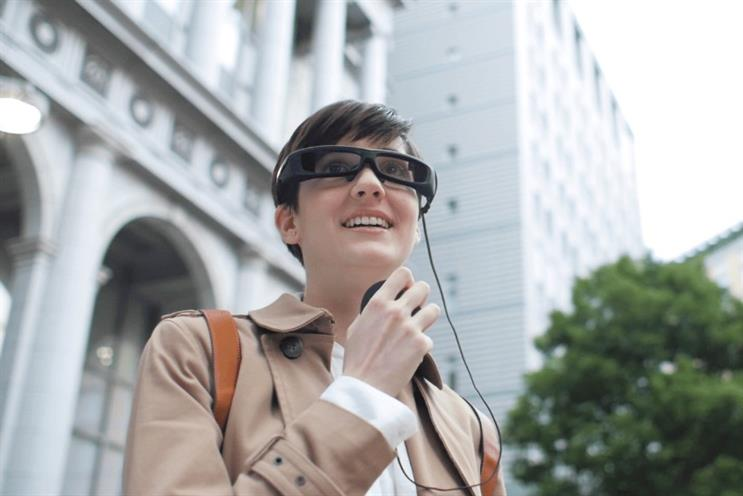 Sony: first SmartEyeglass edition available for pre-order in the UK