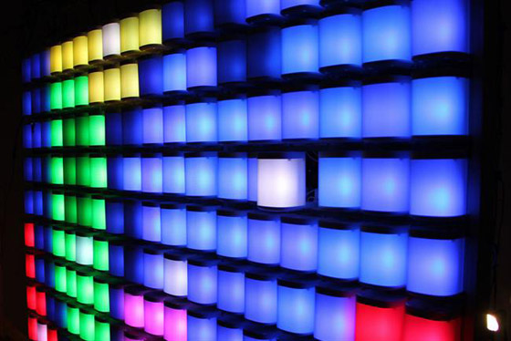 Sonos: giant 3D screen enables New Yorkers to explore the city's soundscape