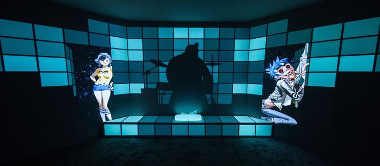 Sonos unlocks Spirit House for Gorillaz fans